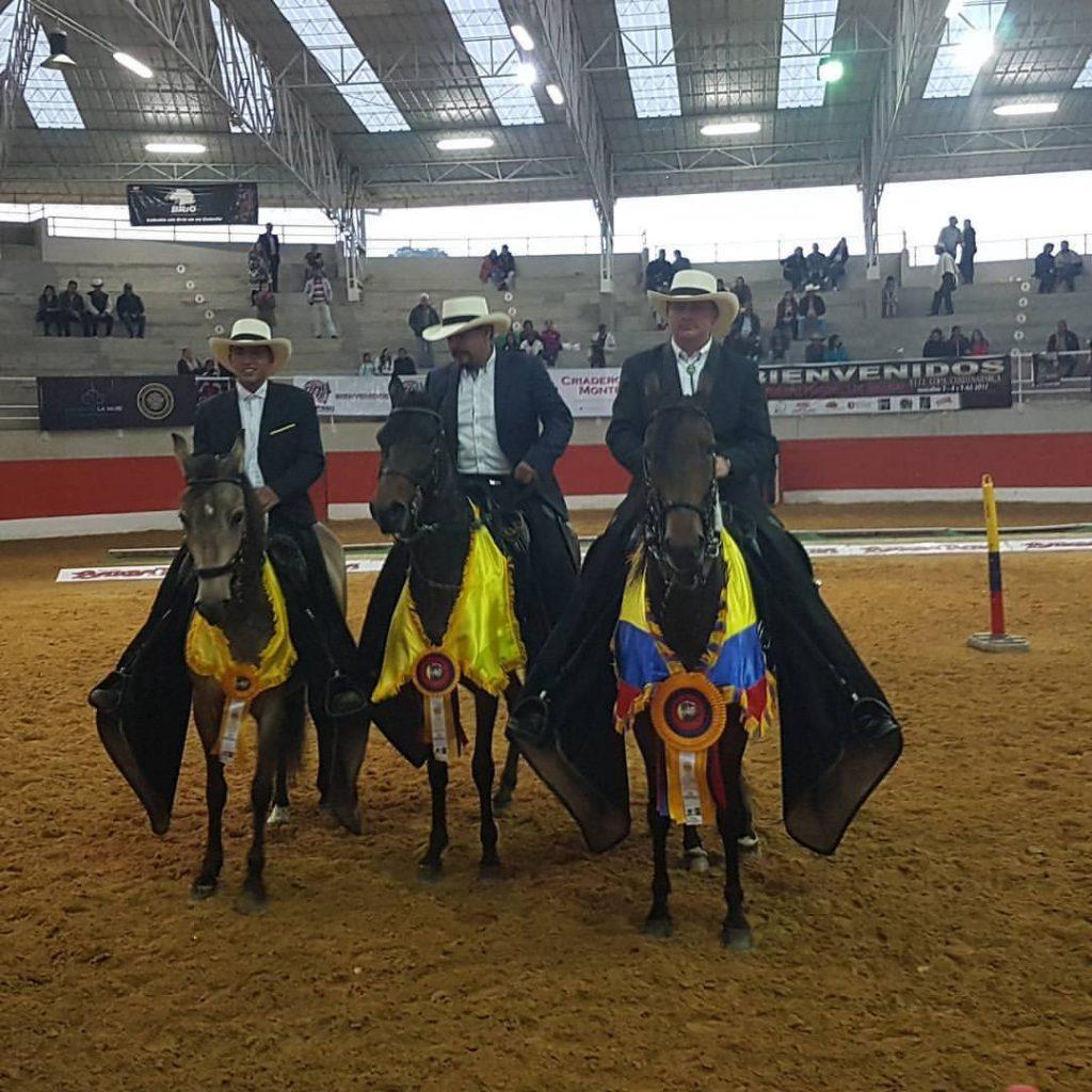 Replica GC, Felicia GCR, Babieca 3 finalista Copa Cund G-A